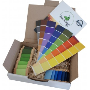 Nuances de Couleurs Montessori